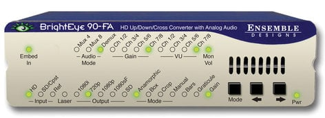 Ensemble Designs BE-90FA HD Up/Down Cross Converter and ARC with Analog Audio and Optical Output BE-90FA