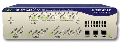 Ensemble Designs BE-91A HD Upconverter with Analog Audio BE-91A