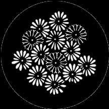 Rosco Laboratories 77773 Gobo Flowers 77773