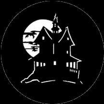 Rosco Laboratories 78102 Gobo Haunted House 78102