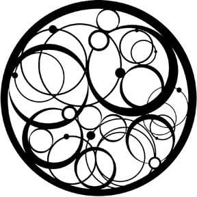 Rosco 78416 Gobo, Astrolab, Paul Palazzo 78416