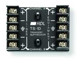 Radio Design Labs TS-1D Transient Suppressor TS1D