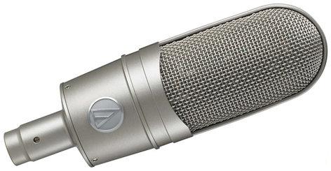 Audio-Technica AT4080 Ribbon Mic, Side Address AT4080