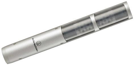 Audio-Technica AT4081 Bidirectional Active Ribbon Microphone AT4081