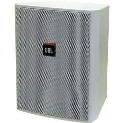 JBL C25AV-LS-WH Control 25AV-LS 2 Way Compact Shielded Loudspeaker in White for Life & Safety Applications C25AV-LS-WH