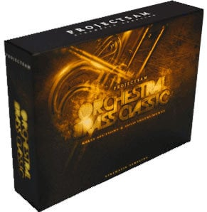ProjectSAM ORCHESTRAL-BRASS-CLA  Sample Library Brass ORCHESTRAL-BRASS-CLA
