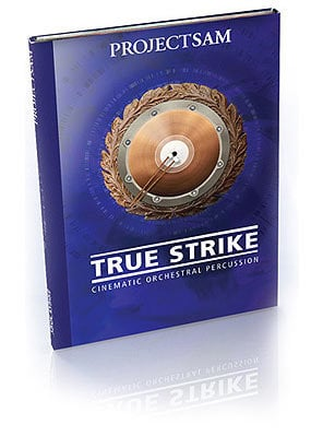 ProjectSAM TRUE-STRIKE1  Orchestral Percussion Software Library TRUE-STRIKE1
