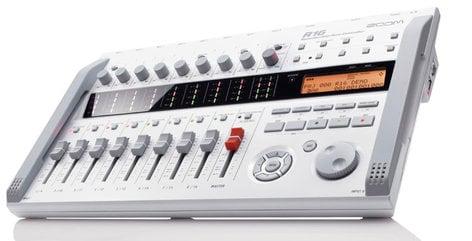 Zoom R16 Multitrack SD Recorder R16-ZOOM