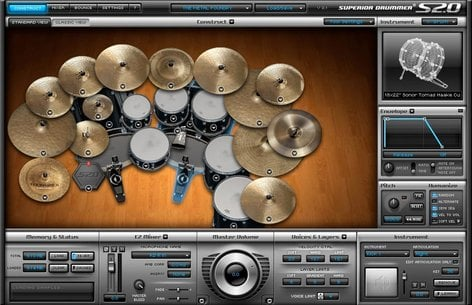 Toontrack METALFOUNDRY-SVX The Metal Foundry SDX Expansion Pack, Boxed Version METAL-FOUNDRY-SDX