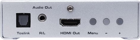 Gefen Inc GTV-COMPSVID-2-HDMIS Composite/S-Video to HDMI Scaler GTV-COMPSVID-2-HDMIS