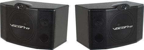 "VocoPro SV500  Vocal Speaker, 10"" 3-Way, Pair  SV-500"
