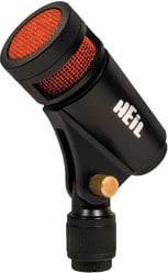 Heil Sound PR28-HEIL  Dynamic Snare/Tom Microphone PR28-HEIL