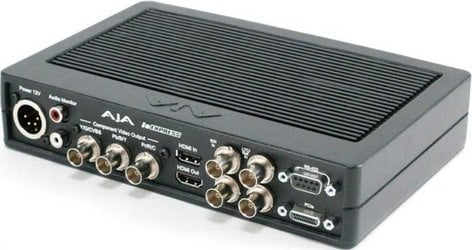 AJA Video Systems Inc Io Express PCIe Portable A/V interface with PCIe Card Adapter and Power Supply IO-EXPRESS-PCIE