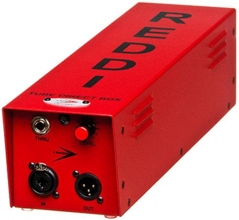 A-Designs REDDI All-Tube Direct Box for Bass Guitars REDDI