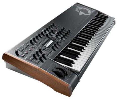 Access Music VIRUS-TI2-KEYBOARD Virus TI2 Keyboard 61-Key Synthesizer VIRUS-TI2-KEYBOARD