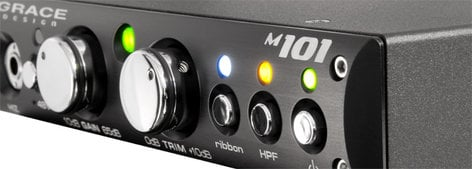 Grace Design m101 Single Channel Preamplifier / DI M101-GRACE