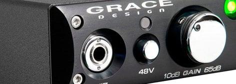 Grace Design M101-GRACE m101 Single Channel Preamplifier / DI M101-GRACE