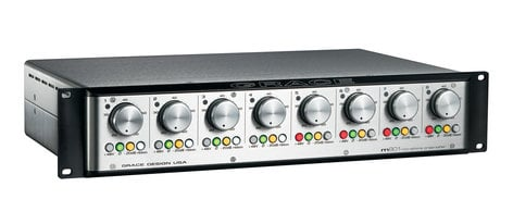 Grace Design m801 8 Channel Microphone Preamplifier M801
