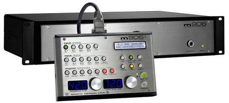 Grace Design M906 Monitor System, 5.1 High Fidelity M906