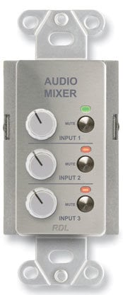 Radio Design Labs DS-RC3M Remote Audio Mixing Control with Muting DS-RC3M