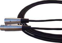 RapcoHorizon Music H3DMX-25 25 ft. DMX Cable H3DMX-25