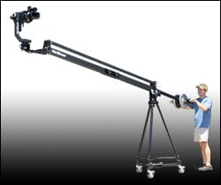 Varizoom VZ-QUICKJIB2KIT-50 QuickJib2 Kit with MC50 Control Head VZ-QUICKJIB2KIT-50