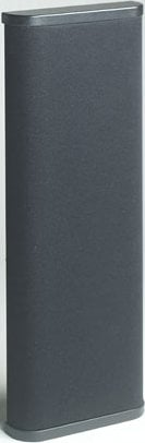"""Innovox Audio SL-2.1US Two-Way Surface Mount Speaker (with 2x 4"""" LF Driver, Black) SL-2.1US-BLK"""