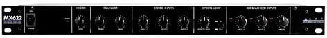 ART MX622  6 Channel Stereo Mixer with EQ, EFX Loop, 1RU MX622