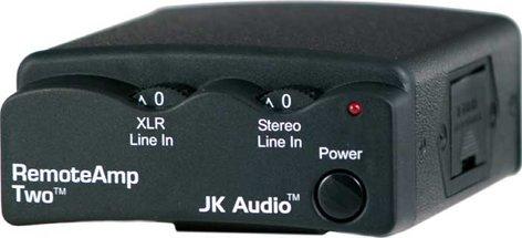 JK Audio RAMP2  Stereo Headphone Amplifier RAMP2