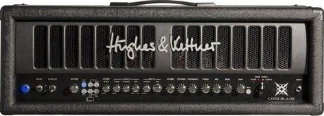 Hughes & Kettner COREBLADE 100W 4-Channel Tube Amplifier Head with Digital Effects COREBLADE-EH