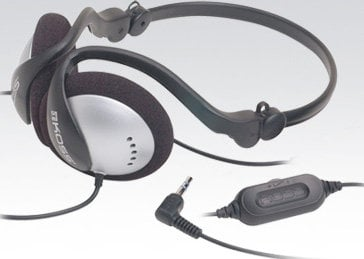 Koss KSC17 Collapsible Behind-The-Ear Headphones (Koss Part #: 163585) KSC17