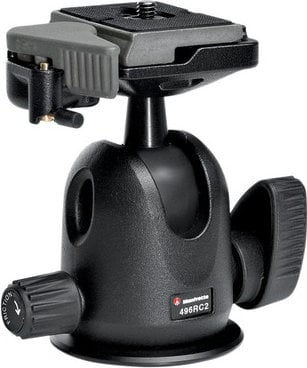 Manfrotto 496RC2  Compact Ball Head with RC2 496RC2
