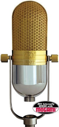 MXL Microphones R77 Classic Ribbon Microphone MXL-R77