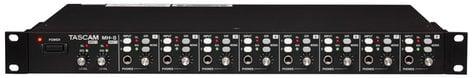 Tascam MH8  Amp Headphone 8 Ch Dual Stereo MH8