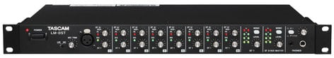 Tascam LM8ST Line Mixer 1RU 8-Stereo in LM8ST