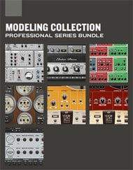 Applied Acoustics Systems Modeling Collection Virtual Software Collection (Electronic Delivery) MODELING-COLLECTION