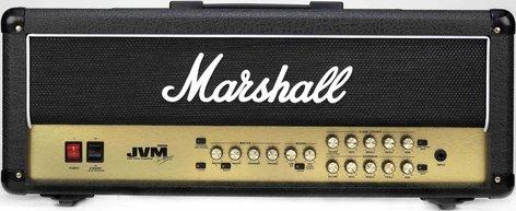 Marshall Amplification JVM205H 50W 2-Ch Tube Guitar Amplifier Head JVM205H