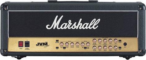 Marshall Amplification JVM210H 100W 2-Ch Tube Guitar Amplifier Head JVM210H