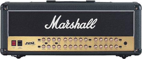 Marshall Amplification JVM410H 100W 4-Ch Tube Guitar Amplifier Head JVM410H