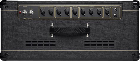"Vox Amplification AC15C1 Custom 15W Tube Combo Guitar Amp, Tube Combo, 15W, 1x12"" Celestion G12M Greenback Speaker AC15C1"