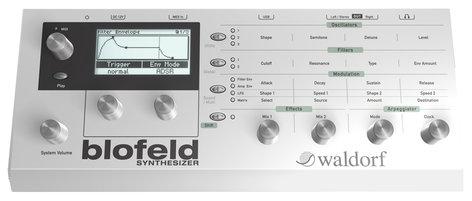 Waldorf Music BLOFELD-DESKTOP Synthesizer,Desktop, up to 25 voices BLOFELD-DESKTOP