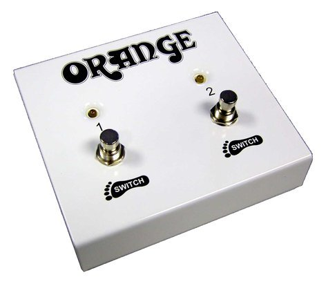 Orange Amplification FTSWCH-DUAL Dual Footswitch for Thunderverb and Rockerverb Series Amplifiers FTSWCH-DUAL