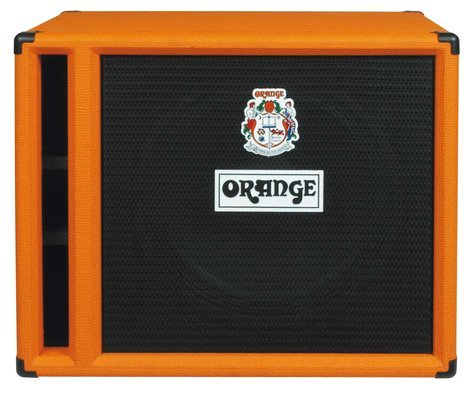 "Orange Amplification OBC115 1x15"" 400W Bass Speaker Cabinet OBC115"