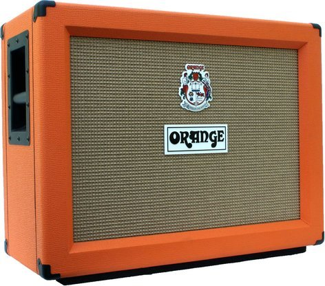 "Orange Amplification PPC212OB 2x12"" 120W Open-Back Guitar Speaker Cabinet with Celestion Vintage 30 Speakers PPC212OB"