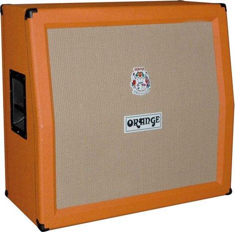"Orange Amplification PPC412-A 4x12"" 240W Guitar Slant Speaker Cabinet with Celestion Vintage 30s PPC412-A"