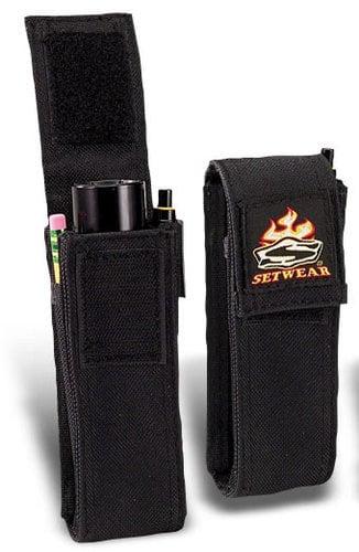 "Setwear SW-05-527 Mini Flashlight Pouch, 6"" x 2"" SW-05-527"