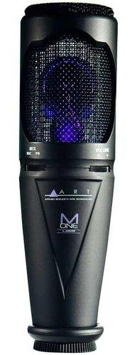 ART M-ONE-USB  Microphone, Cardioid FET w/USB  M-ONE-USB