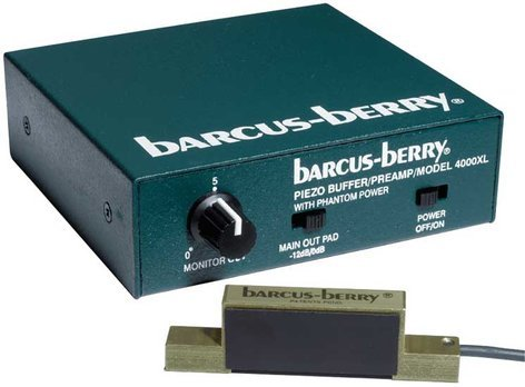 Barcus Berry 4000-27587 Planar Wave System Acoustic Piano Pickup 4000-27587