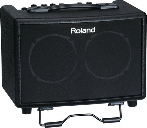 """Roland AC33 2-Ch 30W 2x5"""" Battery-Powered Acoustic Guitar Amplifier AC33"""