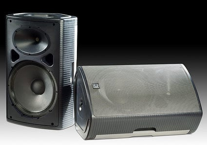 Turbosound MILAN-M15  Portable Loudspeaker, 450W Class D Amp, 2 Channel Mixer MILAN-M15